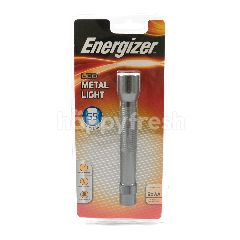 Energizer Led Metal Light  2 x AA