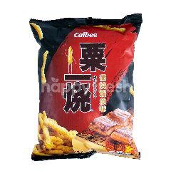 Calbee Makanan Ringan Jagung Bakar Rasa Eel Kabayaki