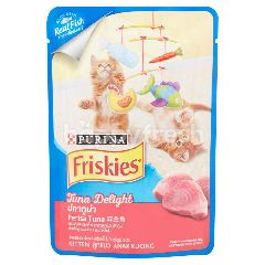 Friskies Tuna Delight Cat Food