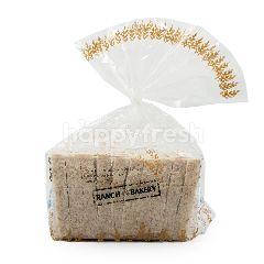 Ranch Bakery Roti Tawar Gandum Premium Tanpa Kulit Pinggiran