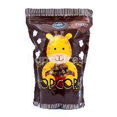 Abe Food Popcorn Cokelat