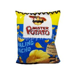 Mister Potato Barbeque Flavor Potato Chips