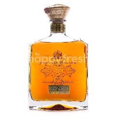 Johnnie Walker XR Blended Scotch Whisky Usia 21 Tahun