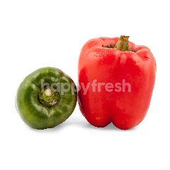 Yan's Fruits & Vegetables Capsicum Campuran