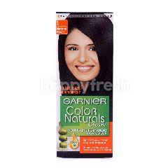 Garnier Krim Pewarna Alami dengan Minyak Zaitun 1