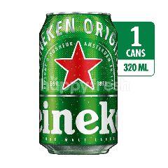 Heineken International Canned Lager Beer