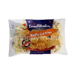 Lamb Weston Waffle Cut Fries