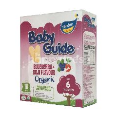 Tenten Baby Guide Organic Blueberry And Goji