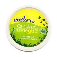 Meadowlea Canola Omega 3 Vegetable Fat Spread