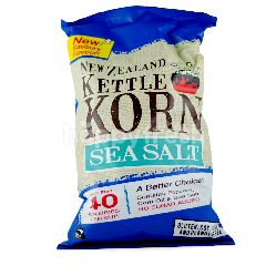 NEW ZEALAND Kettle Corn Sea Salt