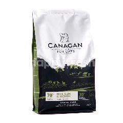 Canagan คานาแกน อาหารเม็ดสำหรับแมว สูตรฟรี-รัน ชิคเก้น 1.5 กก.