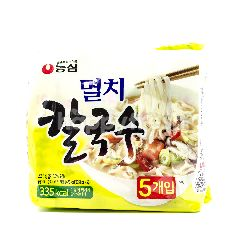 Nongshim Instant Noodles Anchovy