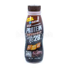 ดัชมิลล์ เวย์โปรตีน รสช็อกโกแลต 350 มล