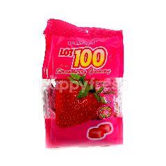 Lot100 Strawberry Gummy