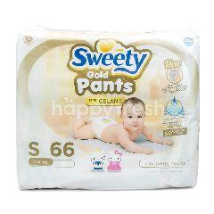 Sweety Pantz Gold Ukuran S