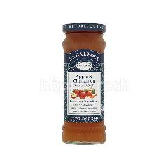 St. Dalfour Apple & Cinnamon High Fruit Content Spread