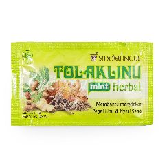 Tolak Linu Mint Herbal