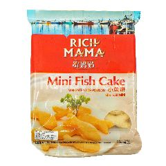 Rich Mama Otak-otak Ikan Mini