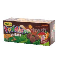 Milna Toodler Biskuit Rasa Coklat