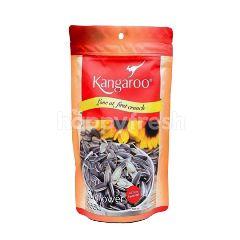 Kangaroo Kuaci Biji Bunga Matahari