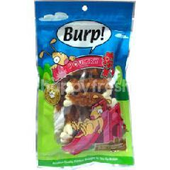 Burp! White Calcium Bone With Chicken Breast Strip 100g