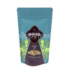 Kakoa Cocoa Nibs dengan Kelapa dan Kacang Mede