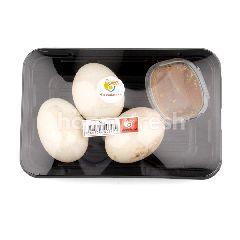 Mae Sa-ard Farm Boiled Duck Eggs (3 Pcs)