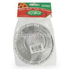 Kingfoil Wadah Makanan Alumunium Foil RX 145 TP