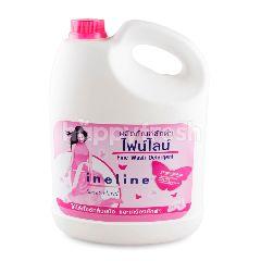 ไฟน์ไลน์ น้ำยาซักผ้า กลิ่นฟลอรัล สวีท สำหรับซักมือและเครื่อง 3000 กรัม