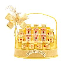 Scotch Bird's Nest Beverage Gift Basket Set A