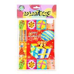 Party Planet 10 Loot Bags