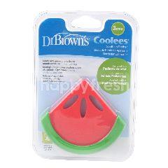 Dr. Brown's Pereda Gigi dengan Bentuk Melon 3 Bulan Keatas