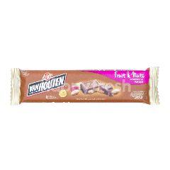 Van Houten Cokelat Susu Buah dan Kacang