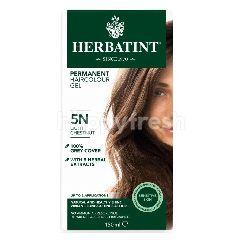 Herbatint 5N Light Chestnut Permanent Hair Colour Gel