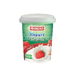 MARIGOLD 0% Fat Strawberry Yogurt 130G