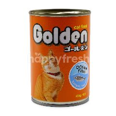 Golden Ocean Fish Flavoured Cat Food