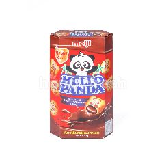 Meiji Hello Panda Chocolate Biscuits