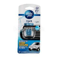 แอมบิเพอร์ คาร์ น้ำหอมปรับอากาศ สำหรับรถยนต์ สูตรขจัดกลิ่นเห็นอับ