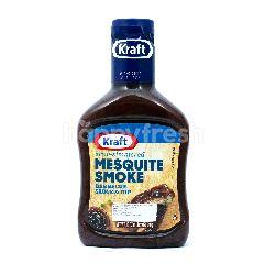 Kraft Saus & Dip (Cocolan) Saus Barbekue Mesquite Smoke