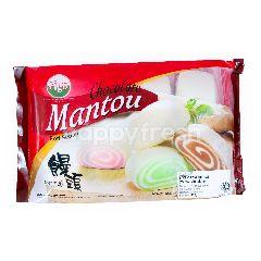 Figo Mantou Cokelat