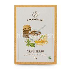 Lagranola Granola dengan Nutella dan Pisang