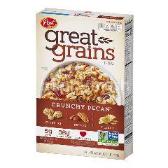 Post Great Grains Crunchy Pecans Cereal 453G