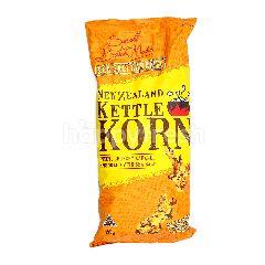 Small Batch Made New Zealand Sea Salt Caramel Kettle Korn Popcorn