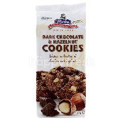 Merba Dark Chocolate & Hazelnut Cookies