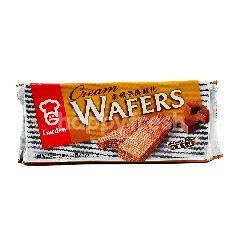 Garden Chocolate Cream Wafers