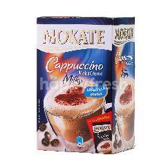 Mokate Cappuccino Moka Cremo Milky Coffee Ready Mix