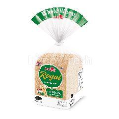 ฟาร์มเฮ้าส์ รอยัล ขนมปังโฮลวีตเนื้อนุ่มสไลด์หนา 285 กรัม