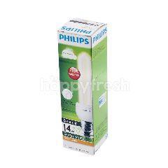Philips Essential 14 W Putih Hangat