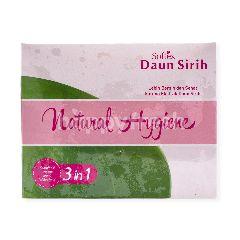 Softex Natural Hygiene 3in1 Pembalut Wanita