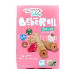 Yummy Bites Bebe Roll Rasa Strawberr